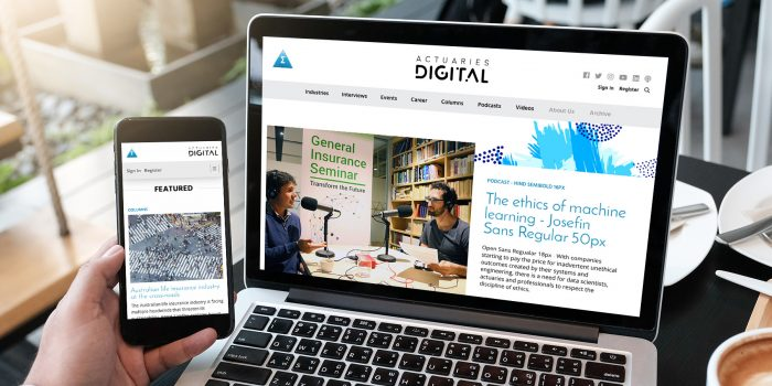 Online magazine of the Actuaries Institute